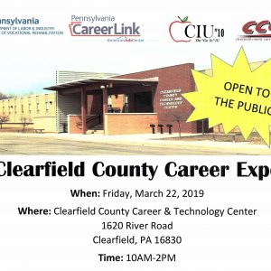 Clearfield County Career Expo at CCCTC