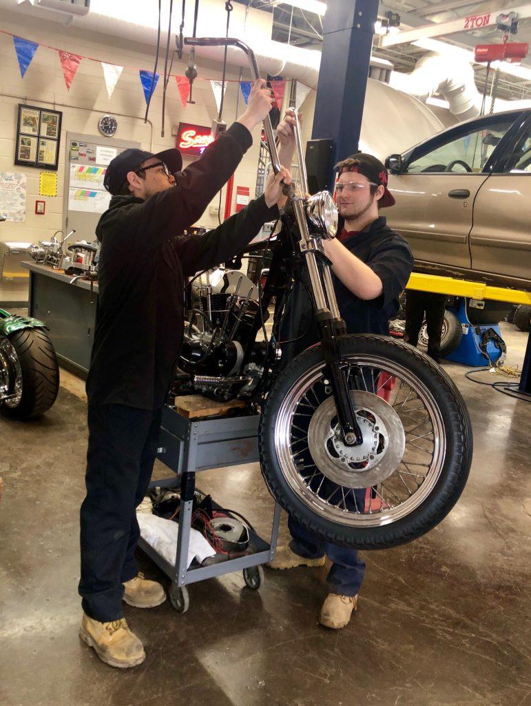 Auto Mechanics Technology