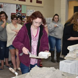 CCCTC Welcomes Moshannon Valley 8th Grade