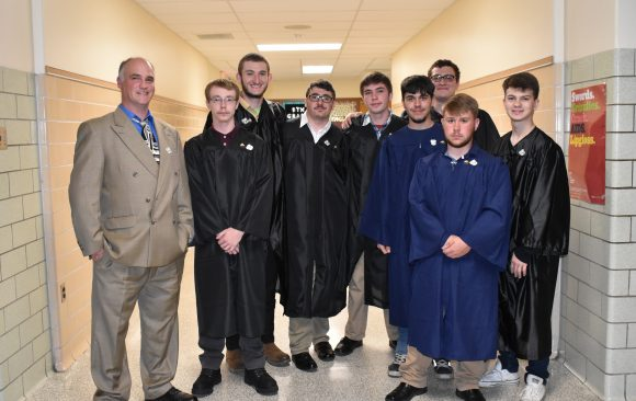 CCCTC 2019 Graduation