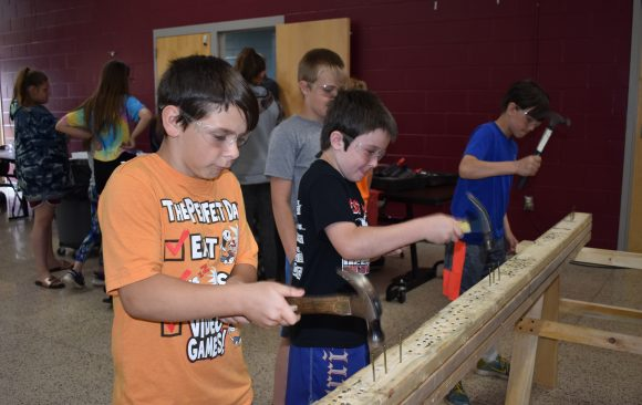 CCCTC Welcomes Fifth Grade West Branch Students