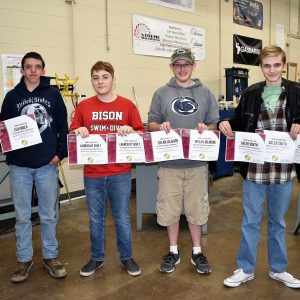 CCCTC Precision Machine Students Earn NIMS Certifications