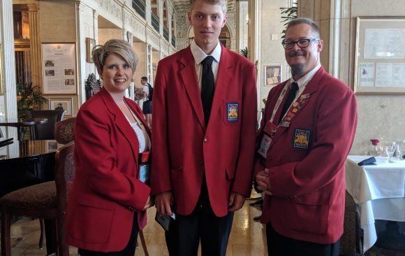CCCTC Student, Jacob Lesko, Competes in SkillsUSA National Competition