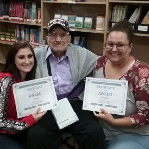 CCCTC Practical Nursing Students Receive Burge Scholarship