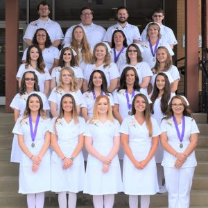 CCCTC Practical Nursing Program Graduates 80th Class