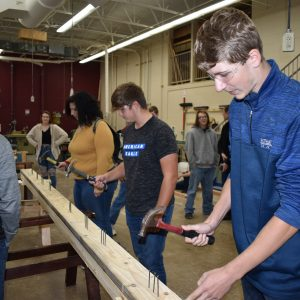 Philipsburg Osceola 10th Grade Students Tour CCCTC