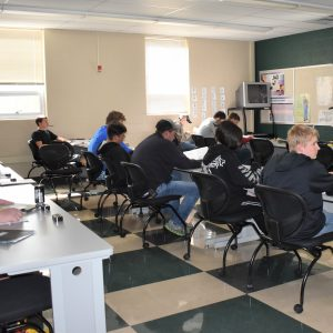 HVAC/R Students at CCCTC Receive Training on TracPipe CounterStrike Flexible Gas Piping