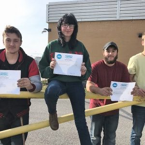 CCCTC Collision Repair Students Earn ASE Entry-Level Certification
