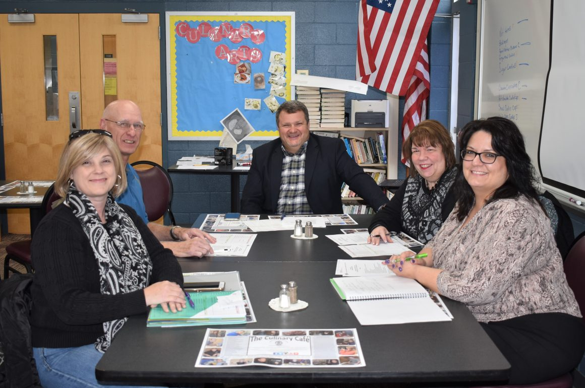 CCCTC and CPCAA Meet to Finalize First Festival of Tree Fundraising Event