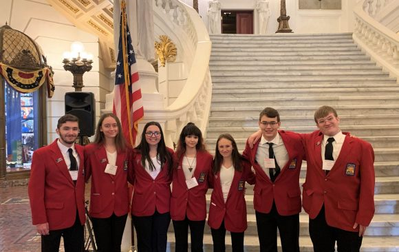 CCCTC's SkillsUSA Students Attend Leadership Conference