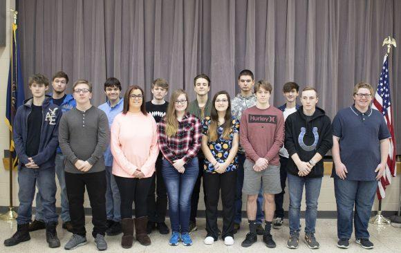 CCCTC Announces Students of the Quarter