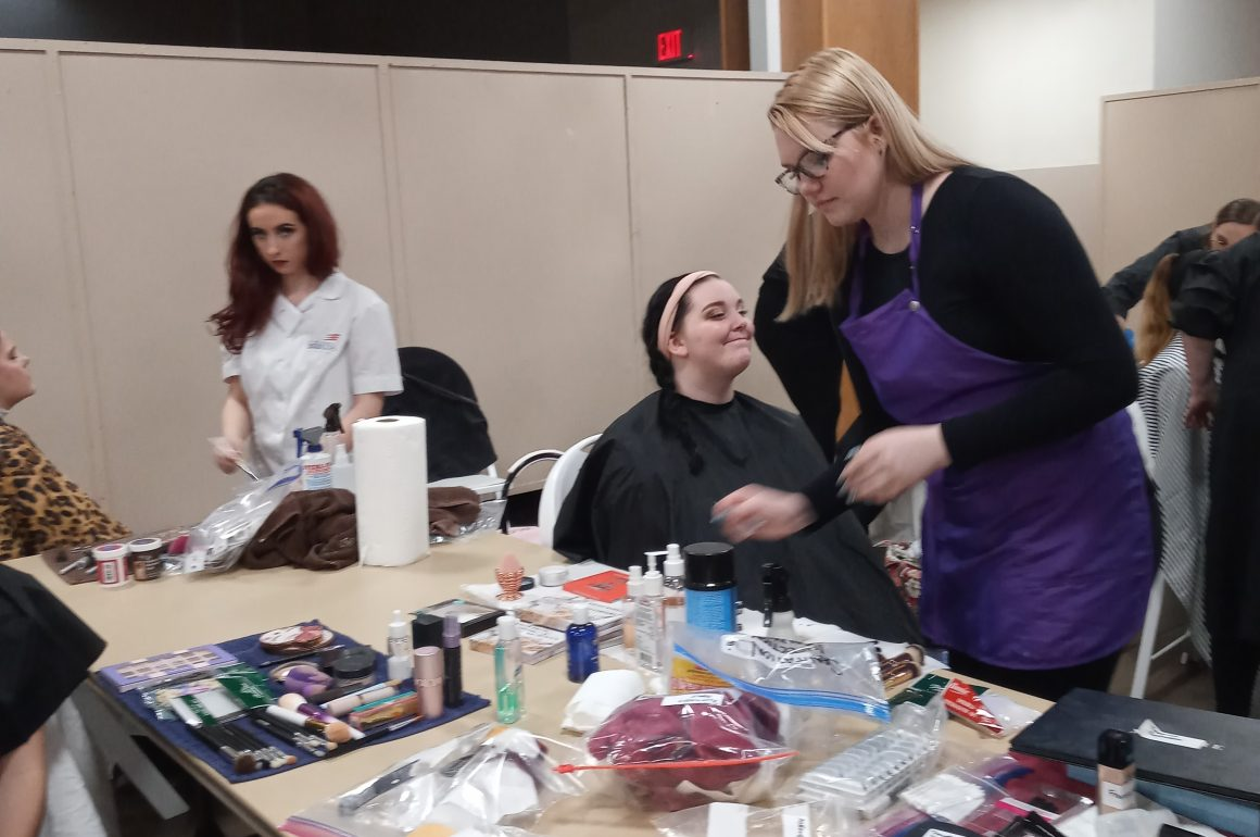 CCCTC Students Compete in SkillsUSA District Competition