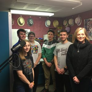 CCCTC Students Record Public Service Announcements for Career & Technical Education Month
