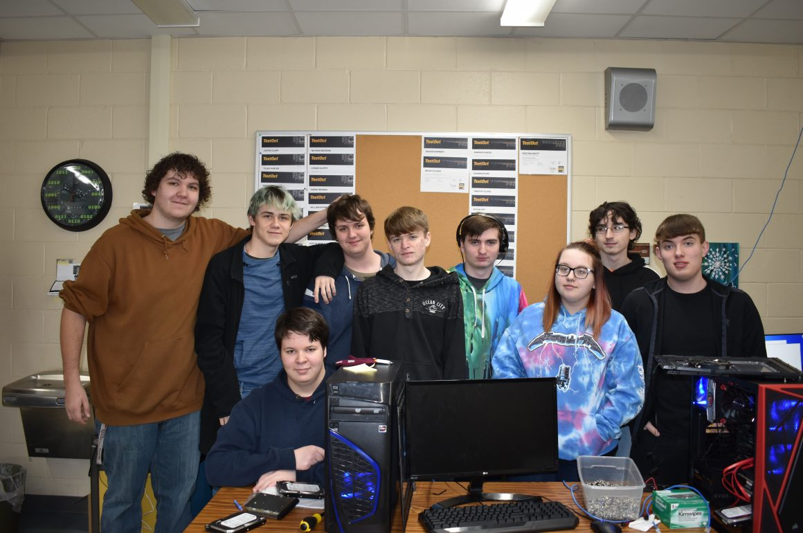CCCTC Information Technology Students Earn IT Fundamental Certifications