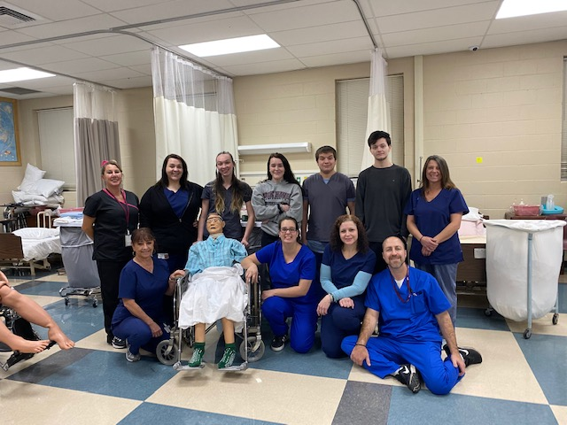 CCCTC Certified Nurses Aid Students Graduate