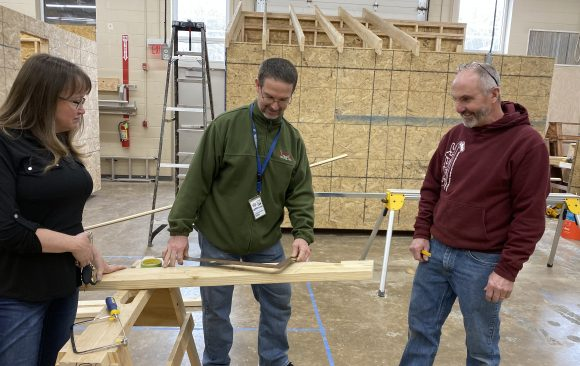 West Branch Area High School Teachers Have Opportunity to Visit CCCTC