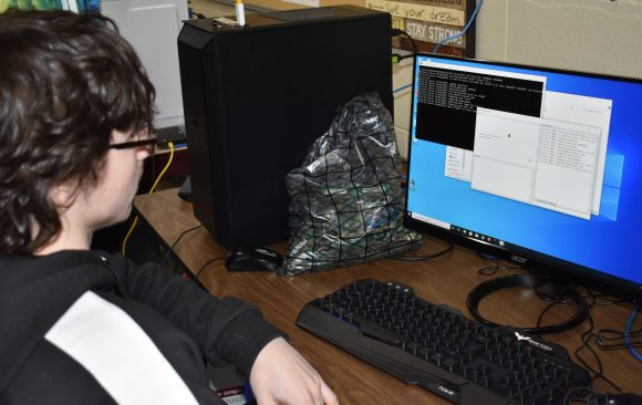 CCCTC Information Technology Students Aquire Server Skills