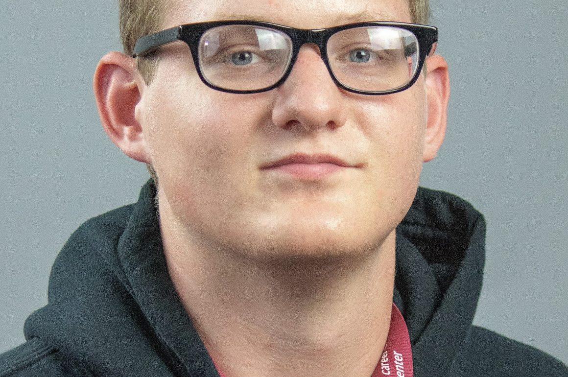 CCCTC Announces James Wilsoncroft as Graduate of the Month