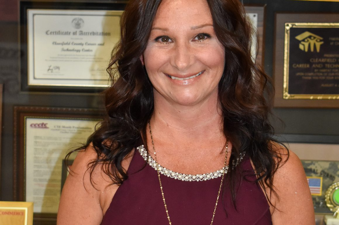 Debbie Mollica is Selected as CCCTC Outstanding Teacher for the 2019-20 School Year