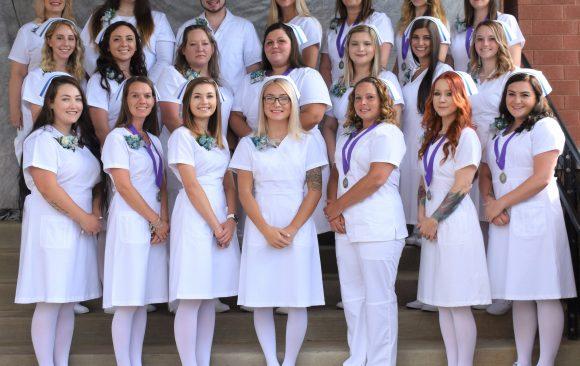 CCCTC Practical Nursing Program Graduates 81st Class