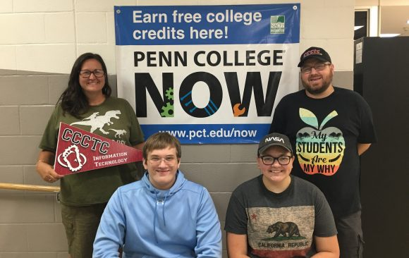 CCCTC Students Earn Free College Credits