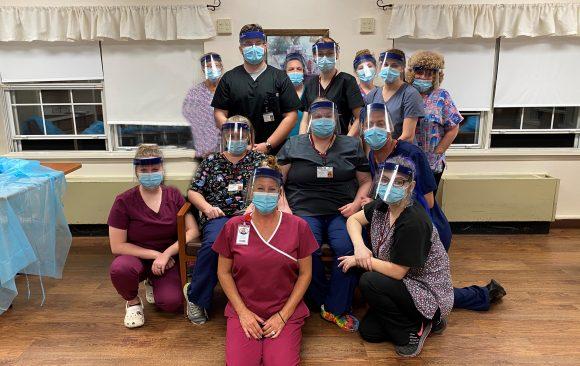 CCCTC Graduates October Certified Nurses Aide Class