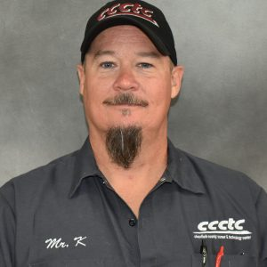 CCCTC's Automotive Mechanics Instructor, Dan Kerlin, Wants to Give Back His Knowledge to Students