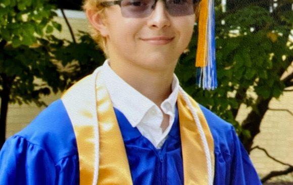 Matthew Johnson is CCCTC's Graduate of the Month