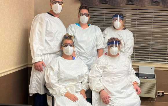 CCCTC Graduates December Certified Nurses Aide Class
