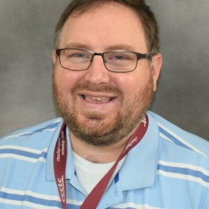 CCCTC Information Technology Instructor Pushes Students to Excel in IT Program