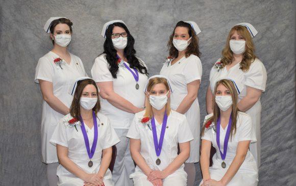 CCCTC Graduates 82nd Practical Nursing Class
