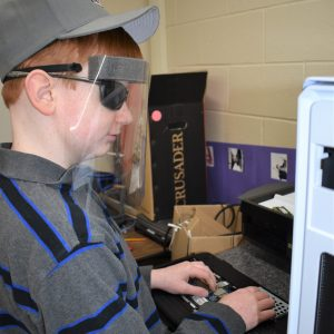 Cameron Reams, CCCTC Information Technology Student, to Compete in SkillsUSA State Championship