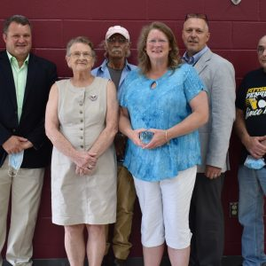 Susan Waite is Selected as CCCTC Outstanding Staff Member of the Year for 2020-2021
